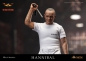 Mobile Preview: DAS SCHWEIGEN DER LÄMMER - Actionfigur 1/6 Hannibal Lecter White Prison Uniform Ver. (Blitzway)