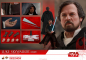 Mobile Preview: STAR WARS: Episode VIII - Masterpiece Actionfigur 1/6 Luke Skywalker Crait (Hot Toys)