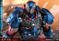 Preview: AVENGERS: Endgame - MMS Diecast Actionfigur 1/6 Iron Patriot (Hot Toys)