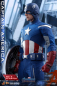 Mobile Preview: AVENGERS: Endgame - Movie Masterpiece Actionfigur 1/6 Captain America (2012 Version) (Hot Toys)