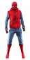 Preview: SPIDER-MAN: Far From Home - Movie Masterpiece Actionfigur 1/6 Spider-Man (Homemade Suit)  (Hot Toys)
