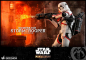 Preview: STAR WARS: The Mandalorian - Actionfigur 1/6 Incinerator Stormtrooper (Hot Toys)