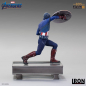 Mobile Preview: AVENGERS: Endgame - BDS Art Scale Statue 1/10 Captain America (Iron Studios)