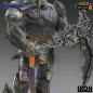 Preview: AVENGERS: Endgame - BDS Art Scale Statue 1/10 Cull Obsidian Black Order (Iron Studios)