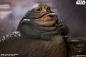 Preview: STAR WARS: Episode VI - Actionfigur 1/6 Jabba the Hutt & Throne Deluxe (Sideshow)