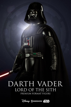 STAR WARS - Premium Format Statue Darth Vader Lord of the Sith (Sideshow)