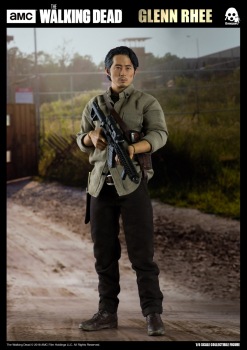 THE WALKING DEAD - Glenn Rhee 1/6 Actionfigur (ThreeZero)