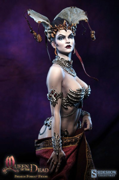 COURT OF THE DEAD - Queen of the Dead Premium Format Statue (Sideshow)