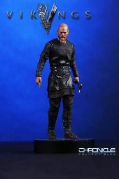 VIKINGS - Ragnar Lothbrok 1:9 Statue (Chronicle Collectibles)