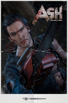 TANZ DER TEUFEL II - Actionfigur 1/6 Ash Williams (Sideshow)
