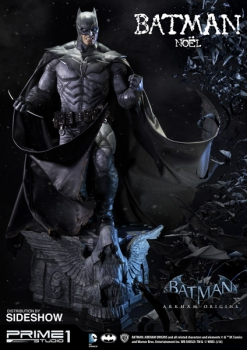 BATMAN ARKHAM ORIGINS - Statue 1/3 Batman Noel EXCLUSIVE (Prime1 Studios)