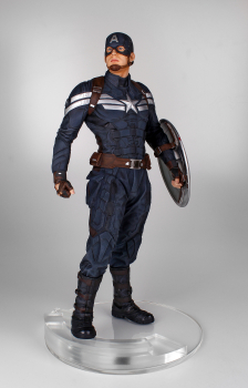 CAPTAIN AMERICA: The Winter Soldier - Stealth Statue (Gentle Giant)