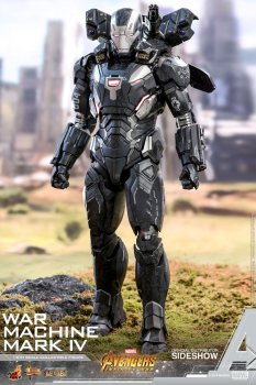 AVENGERS: Infinity War - MMS DieCast War Machine Mark IV (Hot Toys)
