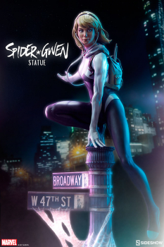 MARVEL - Mark Brooks Artist Series Statue Spider-Gwen (Sideshow)