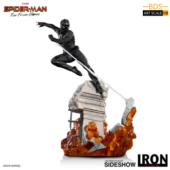 SPIDER-MAN: Far From Home - BDS Art Scale Deluxe Statue 1/10 Night Monkey (Iron Studios)