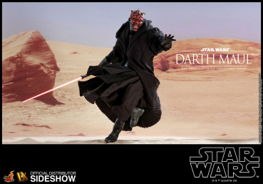 STAR WARS: Episode I - Actionfigur 1/6 Darth Maul DX Series (Hot Toys)