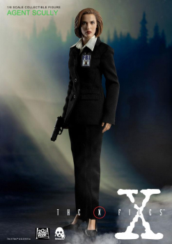 AKTE X - Actionfigur 1/6 Agent Scully (ThreeZero)