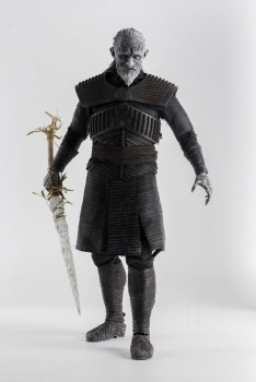 GAME OF THRONES - Actionfigur 1/6 Weißer Wanderer (ThreeZero)