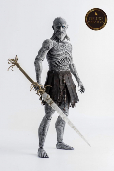 GAME OF THRONES - Actionfigur 1/6 Weißer Wanderer Deluxe Version (ThreeZero)