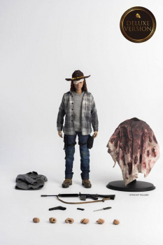THE WALKING DEAD - Actionfigur 1/6 Carl Grimes Deluxe Version (ThreeZero)