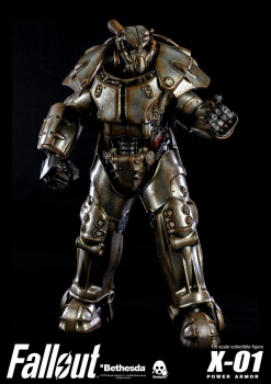 FALLOUT - Actionfigur 1/6 X-01 Power Armor (ThreeZero)
