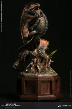 MUSEUM SERIES - Statue Coelophysis Red Ver. (DamToys)