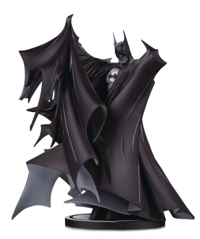 BATMAN Black & White - Deluxe Statue Batman by Todd McFarlane (DC Comics)