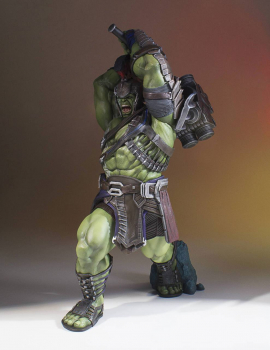 THOR: Ragnarok - Collectors Gallery Statue 1/8 Hulk (Gentle Giant)