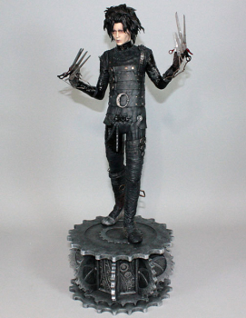Edward mit den Scherenhänden - Statue 1/4 Edward (Hollywood Collectibles)