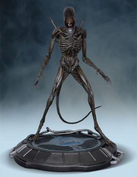 ALIEN COVENANT - Statue 1/4 Xenomorph (Hollywood Collectibles)