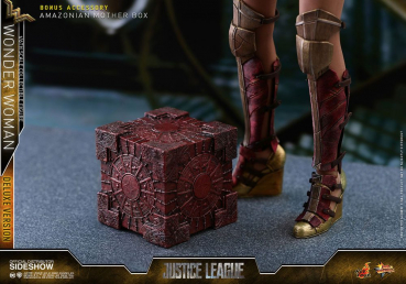 JUSTICE LEAGUE - MMS Actionfigur 1/6 Wonder Woman Deluxe Version (Hot Toys)