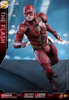 JUSTICE LEAGUE - Movie Masterpiece Actionfigur 1/6 The Flash (Hot Toys)