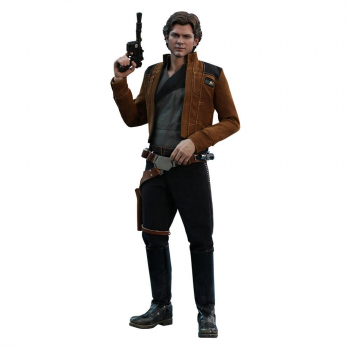STAR WARS: Solo - Movie Masterpiece Actionfigur 1/6 Han Solo (Hot Toys)