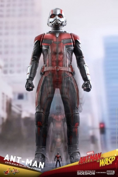 ANT-MAN  & THE WASP - Movie Masterpiece Actionfigur 1/6 Ant-Man (Hot Toys)