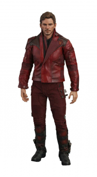 AVENGERS: Infinity War - Movie Masterpiece Actionfigur 1/6 Star-Lord (Hot Toys)