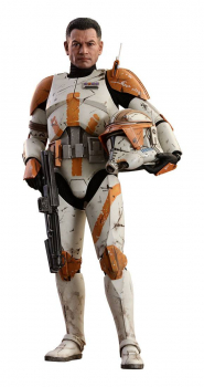 STAR WARS: Episode III Movie Masterpiece Actionfigur 1/6 Commander Cody (Hot Toys)