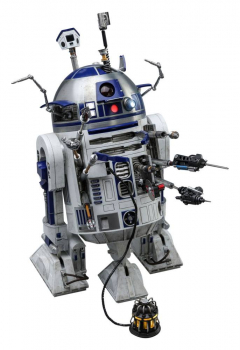STAR WARS - Movie Masterpiece Actionfigur 1/6 R2-D2 Deluxe Ver. (Hot Toys)