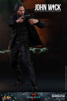 JOHN WICK: Kapitel 2 - Movie Masterpiece Actionfigur 1/6 John Wick (Hot Toys)