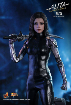 ALITA: Battle Angel - Movie Masterpiece Actionfigur 1/6 Alita (Hot Toys)
