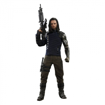 AVENGERS: Infinity War - Movie Masterpiece Actionfigur 1/6 Bucky Barnes (Hot Toys)