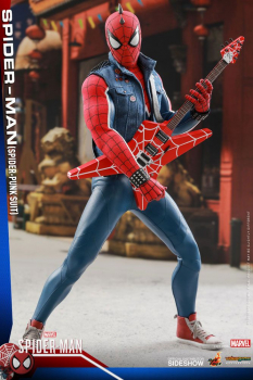 SPIDER-MAN - Video Game Masterpiece Actionfigur 1/6 Spider-Punk (Hot Toys)