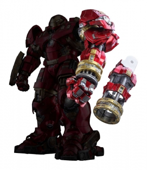 AVENGERS: Infinity War - Accessories Collection Series Zubehör-Set für Actionfiguren Hulkbuster (Hot Toys)