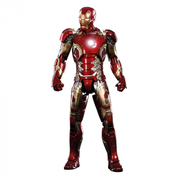 AVENGERS: Age of Ultron - MMS Diecast Actionfigur 1/6 Iron Man Mark XLIII (Hot Toys)