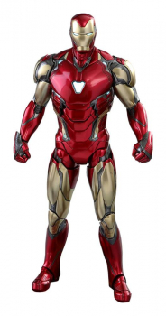 AVENGERS: Endgame - Movie Masterpiece Diecast Actionfigur 1/6 Iron Man Mark LXXXV (Hot Toys)