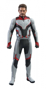 AVENGERS: Endgame - Movie Masterpiece Actionfigur 1/6 Tony Stark (Team Suit) (Hot Toys)