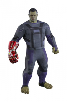 AVENGERS: Endgame - Movie Masterpiece Actionfigur 1/6 Hulk (Hot Toys)