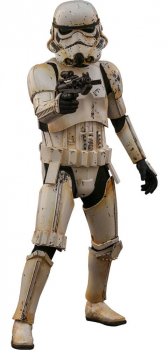STAR WARS: The Mandalorian - Actionfigur Remnant Stormtrooper  (Hot Toys)