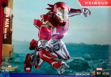 SPIDER-MAN: Homecoming - Movie Masterpiece Diecast Actionfigur 1/6 Iron Man Mark XLVII REISSUE (Hot Toys)