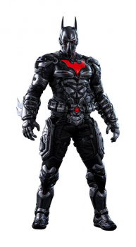 BATMAN ARKHAM KNIGHT - Videogame Masterpiece Actionfigur 1/6 Batman Beyond (Hot Toys)