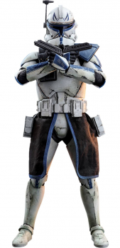 STAR WARS: The Clone Wars - Actionfigur 1/6 Captain Rex (Hot Toys)